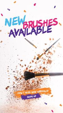 Makeup brushes set Sale