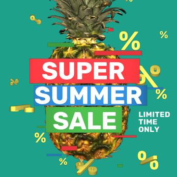 Special Sale with Rotating raw Pineapple