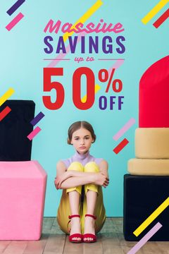 Beauty Sale Girl by Giant Cosmetics