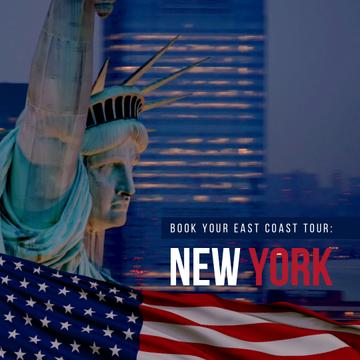 New York Tour Offer with Liberty Statue