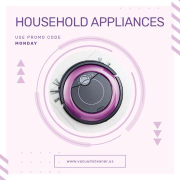 Special Offer of Robot Vacuum Cleaner