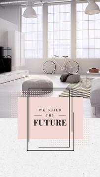 Cozy Home Interior Design in White