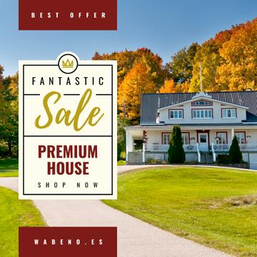 Luxury Real Estate Property Offer