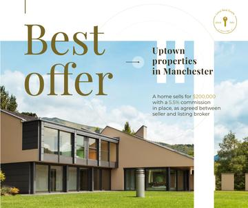 Uptown Real Estate Property Offer