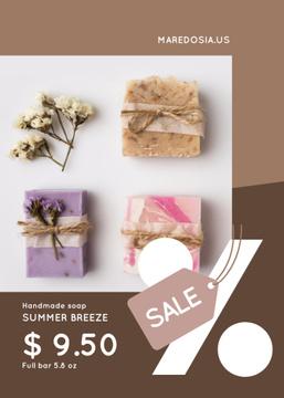 Natural Handmade Soap Shop Sale