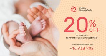 Baby Feet in Parents' Hands