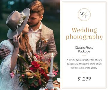 Wedding Photography with Newlyweds Couple