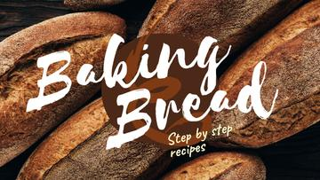 Baking Recipe Fresh Bread Loaves