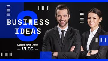 Business Blog Promotion Successful Business Team