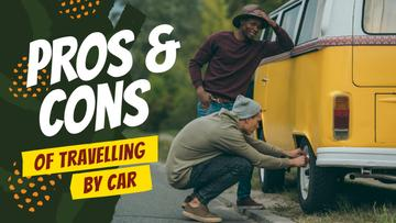 Travelling Tips People Changing Car Tire