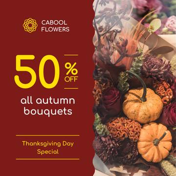Thanksgiving Offer Decorative Pumpkins