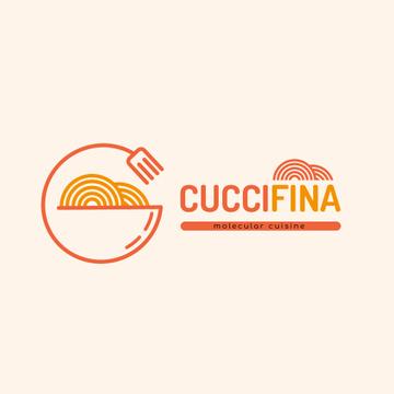 Molecular Cuisine Dish Logo