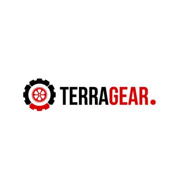 Tech Industry with Cogwheel Icon