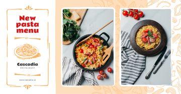 Restaurant Promotion Italian Pasta Dish