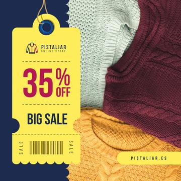 Fashion Sale Autumn Knitted Sweaters