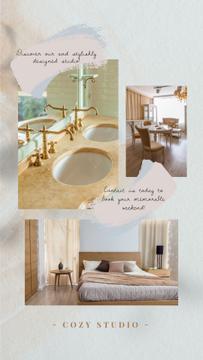 Hotel Offer Cozy Room Interior