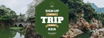 Trip Offer Scenic River View