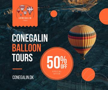 Hot Air Balloon Flight Offer