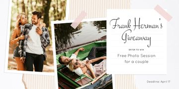 Photo Session Offer with Romantic Couple on a Walk