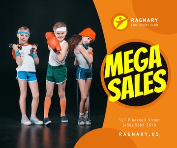 Kids Sports Club Sale Children Training