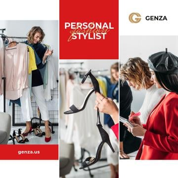 Personal Stylist Services Woman by Wardrobe
