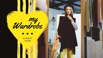 Fashion Blog Promotion Woman by Wardrobe
