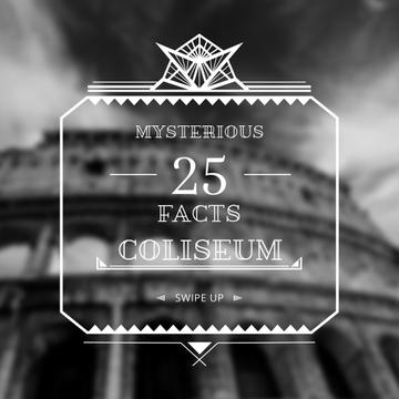Travelling Site Facts Coliseum View