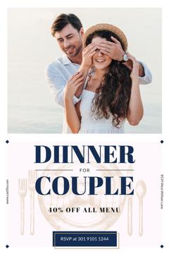 Dinner Offer with Boyfriend Surprises Girl