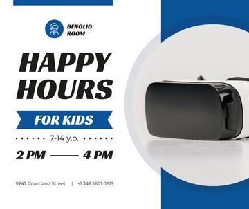 Happy Hours Offer VR Glasses