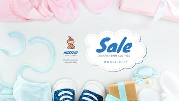 Baby Clothes Sale with Booties and Hats