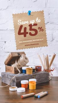 Drawing stationery Offer