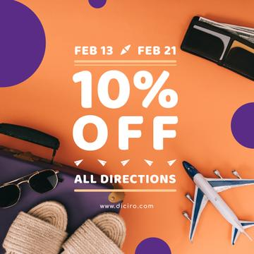 Special Sale with Travel Accessories