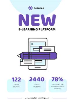 Online learning Platform Annoucement