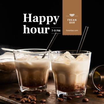 Special Offer with Coffee Coctails