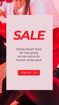 Special Spring Sale