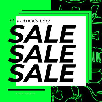 St.Patricks Day Sale