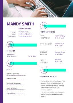 Professional Designer skills profile