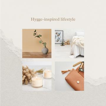 Hygge inspired Lifestyle Attributes