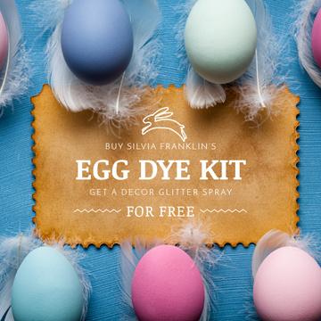 Easter Eggs Decor Offer