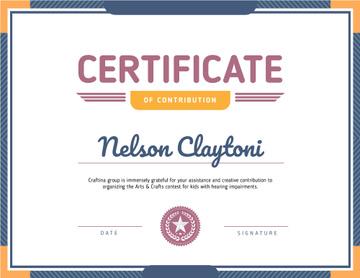 Creative Contest Contribution gratitude