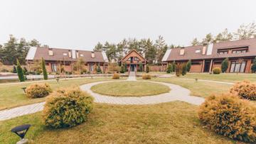 Landscape design of Mansion