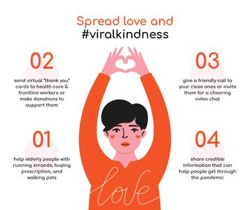 #ViralKindness Help Offer during Quarantine