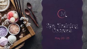 Spa Training Courses Ad
