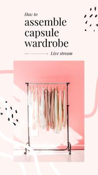 Tips how to assemble Capsule Wardrobe