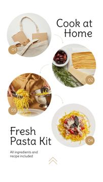 Pasta Recipe for Homecooking