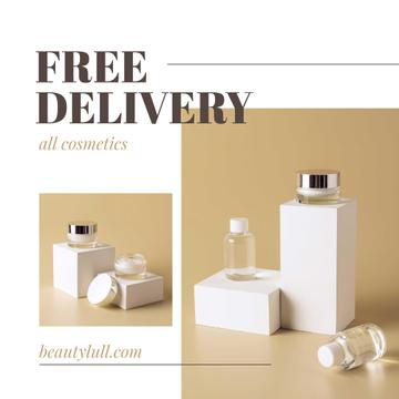 Cosmetics Kit Delivery Offer