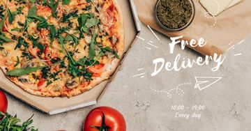 Free Delivery Pizza Offer