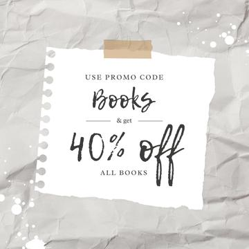 Special Book Offer with Discount