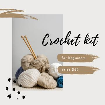 Crochet Kit for beginners Offer