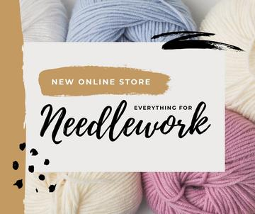 New Online Store for Needlework